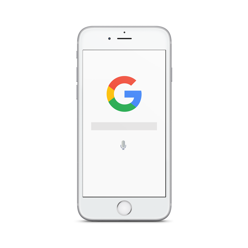 google-iphone