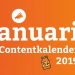 Belangrijke data in januari 2019 | Udinga Media Contentkalender